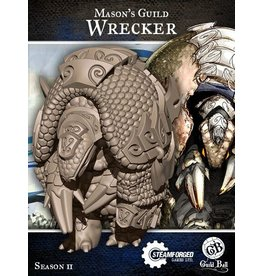 The Mason's Guild: Wrecker (Season II)