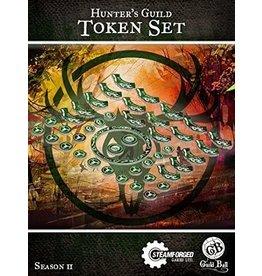 Guild Ball: Hunters Guild Token Set