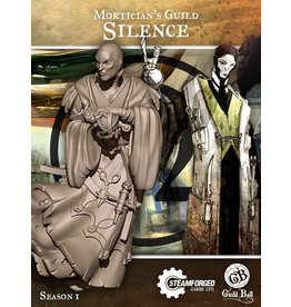 The Mortician's Guild: Silence (Season I)