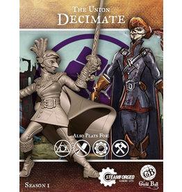 The Union: Decimate (Season I)