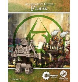 Guild Ball SI: Alchemists Guild - Flask