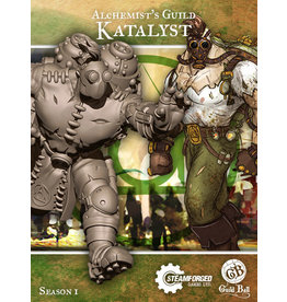 Guild Ball SI: Alchemists Guild - Katalyst