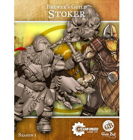 Guild Ball SI: Brewers Guild - Stoker