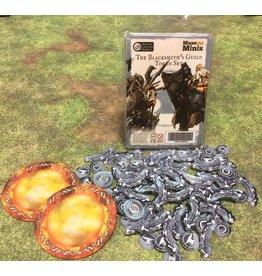 Guild Ball: Blacksmith Token Set
