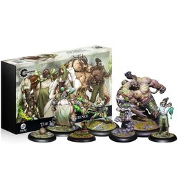Guild Ball: Alchemists Guild - The New Age of Science
