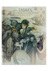 Wizards of the Coast D&D: Tasha's Cauldron of Everything - Hobby Cover (Pre-Order)