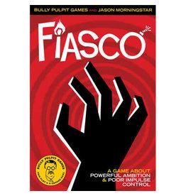 Fiasco RPG: Boxed Set (Revised)