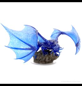 D&D Premium Figure: Sapphire Dragon