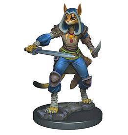 D&D Premium Figure: Tabaxi Rogue