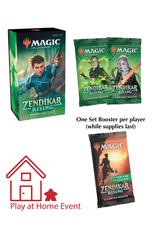 Wizards of the Coast Zendikar Rising Remote Pre-Release Event