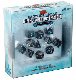 Icewind Dale: Rime of the Frostmaiden Dice (Pre-Order)