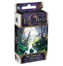 The Lord of the Rings LCG: Adventure Pack - The Dunland Trap