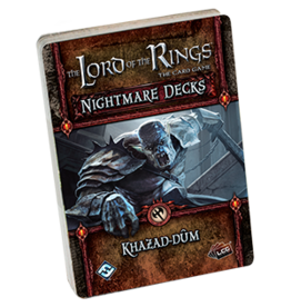 The Lord of the Rings LCG: Nightmare Deck - Khazad-Dum