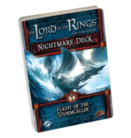 The Lord of the Rings LCG: Nightmare Deck - Flight of the Stormcaller