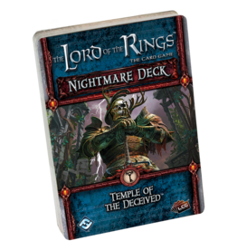 The Lord of the Rings LCG: Nightmare Deck - Temple of the Deceived
