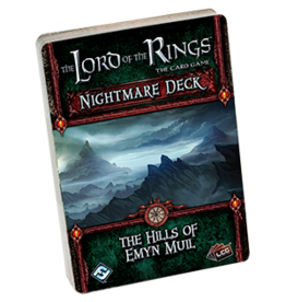 The Lord of the Rings LCG: Nightmare Deck - The Hills of Emyn Muil