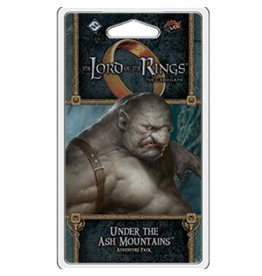 The Lord of the Rings LCG: Adventure Pack - Under the Ash Mountains