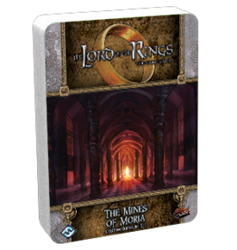 The Lord of the Rings LCG: Custom Scenario - Mines of Moria