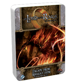 The Lord of the Rings LCG: Custom Scenario - Escape from Khazad-Dum