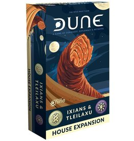 Dune Board Game: Ixians and Tleilaxu Expansion