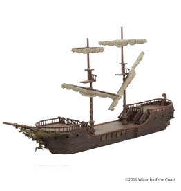 Icons of the Realms: The Falling Star Sailing Ship