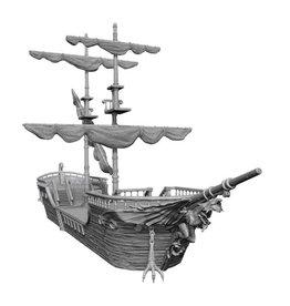 The Falling Star Sailing Ship (Unpainted)