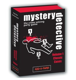 Mystery Detective: Volume 1: Classic Cases