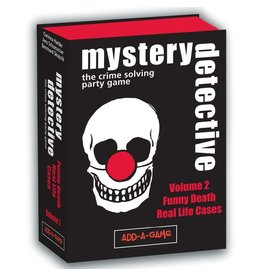 Mystery Detective: Volume 2: Funny Cases