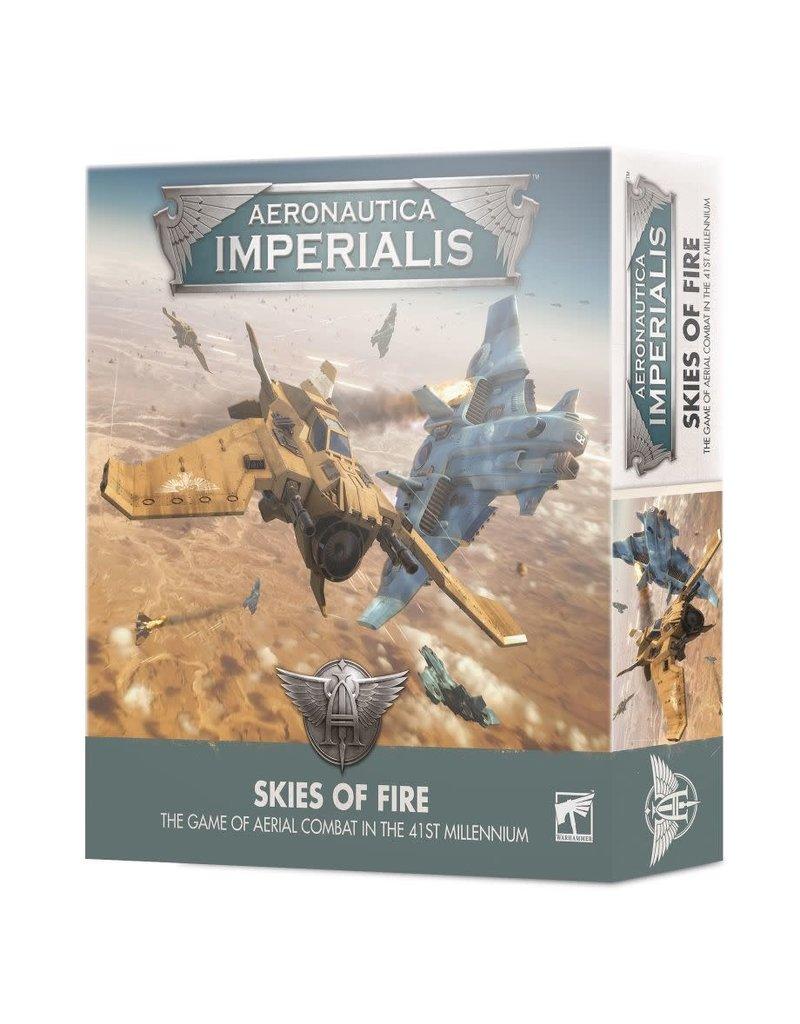 Citadel Aeronautica Imperialis: Skies of Fire
