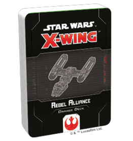X-Wing 2.0: Rebel Alliance Damage Deck