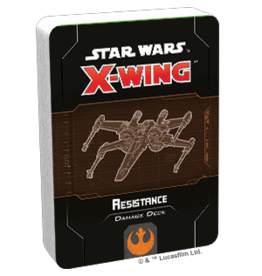 X-Wing 2.0: Resistance Damage Deck