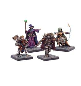 Dungeon Saga: Legendary Heroes of Dolgarth