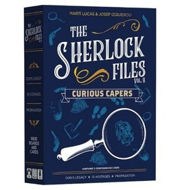 The Sherlock Files: Volume 2 - Curious Capers