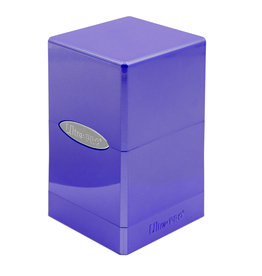 Satin Tower Deck Box High Gloss -