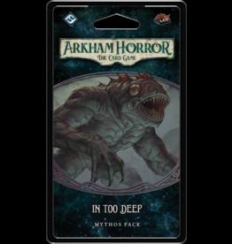 Arkham Horror LCG: In Too Deep Scenario Pack