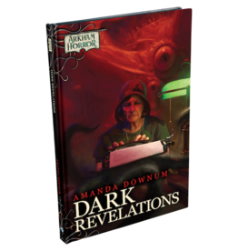 Arkham Horror Fiction: Dark Revelations