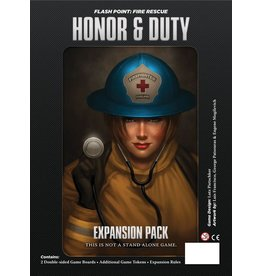 Flash Point Fire Rescue: Honor and Duty