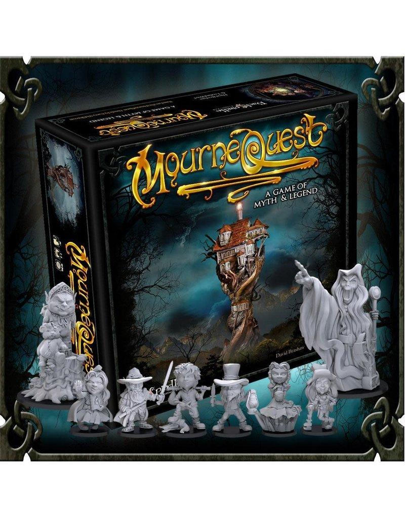 Backspindle Games MourneQuest
