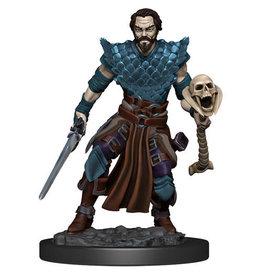 D&D Premium Figure: Male Human Warlock
