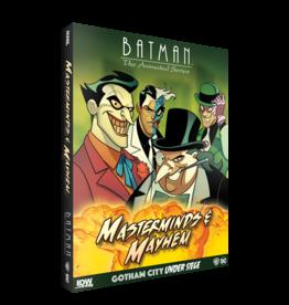 Batman: Gotham City Under Siege - Masterminds & Mayhem Expansion