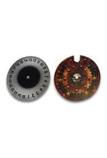Broken Egg Games 50mm Dial Copper Stars