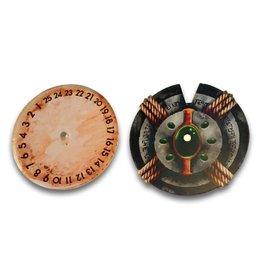 50mm Dial Runic Gems