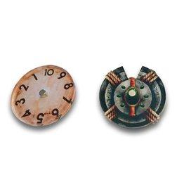30mm Dial Runic Gems