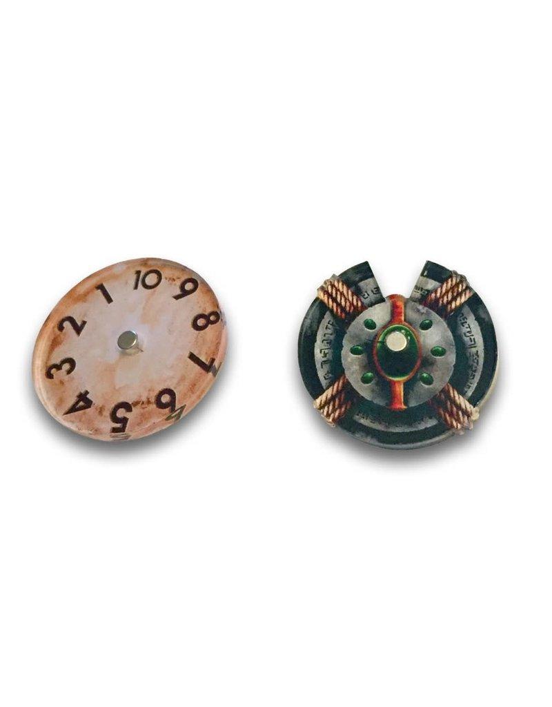 Broken Egg Games 30mm Dial Runic Gems