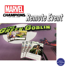 Marvel Champions LCG: Green Goblin/Wrecking Crew Event