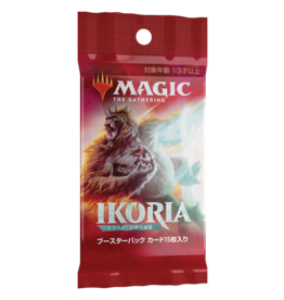 Ikoria: Draft Booster Pack JAPANESE