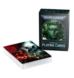 Warhammer 40,000: Indomitus Playing Cards