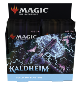 Kaldheim: Collector Booster Box (Pre-Order)