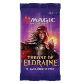 Throne of Eldraine: Draft Booster Pack