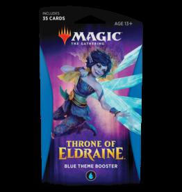 Throne of Eldraine: Blue Theme Booster